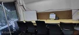 Fully furnished office near ajni sq