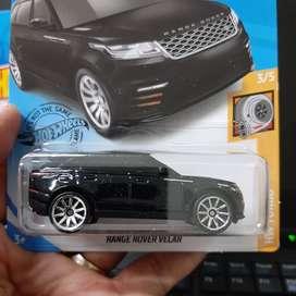 Paket Range Range Rover Velar dan 88 Honda CR X Hitam