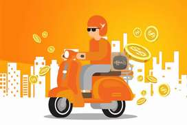 Urgently wanted bike taxi drivers for Warangal