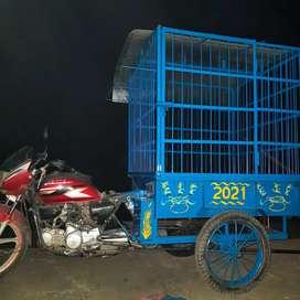 Motorcycal Trolley