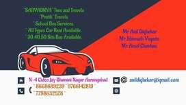 All types bus ,car rent available