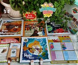 Learning Islam For Kids Buku Anak Mandira