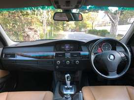 BMW520D immaculately maintained, Defence officer's car