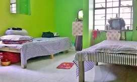 Super Facility Low cost Girls PG beside VIP ROAD, HALDIRAM SINGLE ROOM