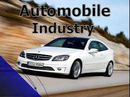 OPENING IN AUTOMOBILE COMPANY FOR PAN INDIA LOCATION