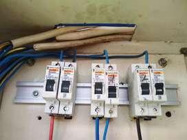 Pasang listrik di nagan raya