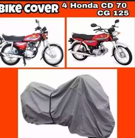 bike CD 70 and 125 cover