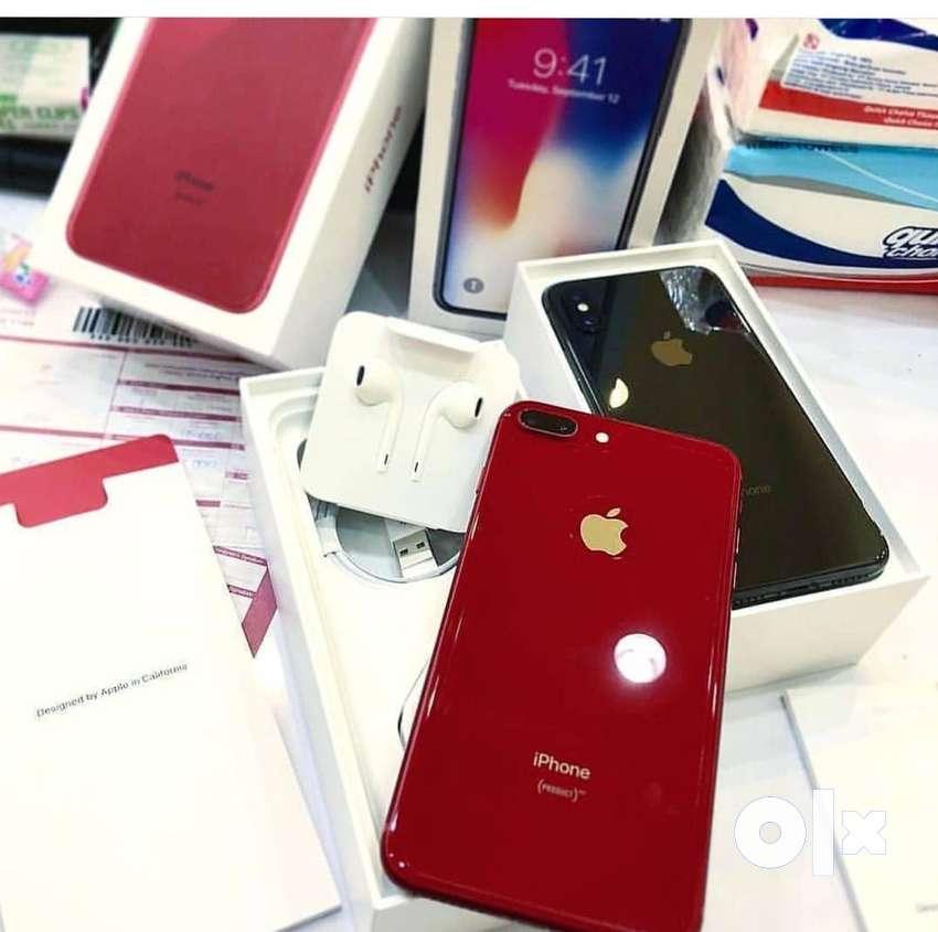 APPLE  I   PHONE  8  PLUS  256  GB 0