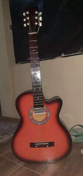 Gitar clasic harga murah belum cukup sebulan