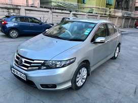 Honda City 2012 Petrol Well Maintained face lift model non accidental