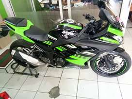 Ninja 250 cc, moge sport