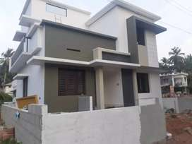 Easthill 3 bhk new model stylish house