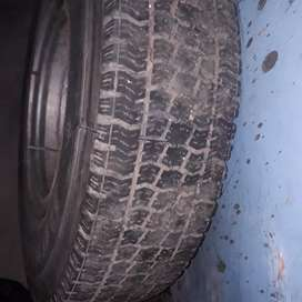 New tyres urgent sell