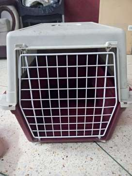 Cat and dog travel cage.