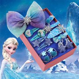 Jepitan frozen isi 15pcs/ box