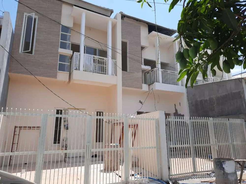 dijual 2 unit rumah baru gress minimalis di karang asem