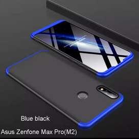 Case 360' Asus Zenfone Max pro M2 Original
