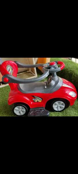 Baby car , Kids car , Toy car , Push Car with Musical Tunes Toy