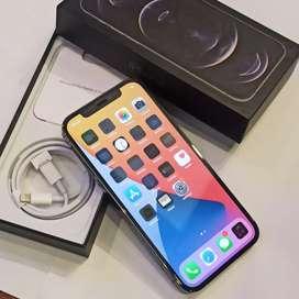 Iphone 12 pro 128gb graphite fullset