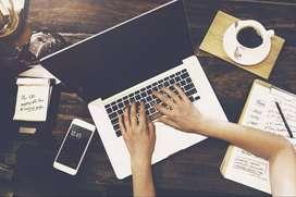 Content Writer, Customer Support Executive, Web Developer, Telecaller