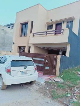 Beautiful Brand New House in Bahria Town Owais Block Reasonable Amount