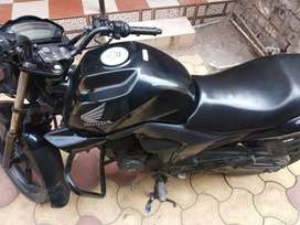 Honda CB trigger 150 cc powerful engine