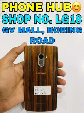 Lenovo Note (2/16) Brown With Bill and Charger In Superb Condition