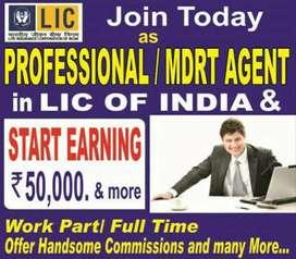 Part time Life insurance advisor
