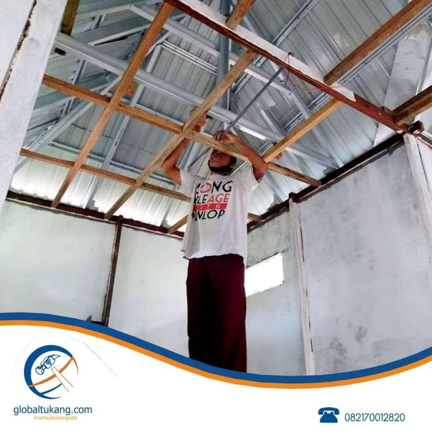 Tukang pasang instalasi listrik, sedot wc/septictank, air limbah