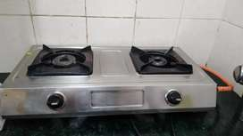 Gas stove good condition