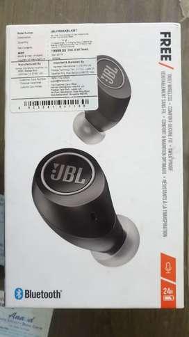 JBL FREE 100% brand new