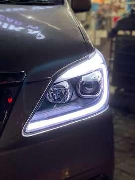 Innova head light & tail light (NEW)