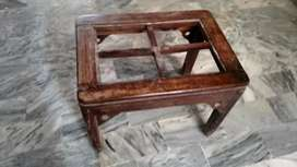 WOODEN tables 2 picese