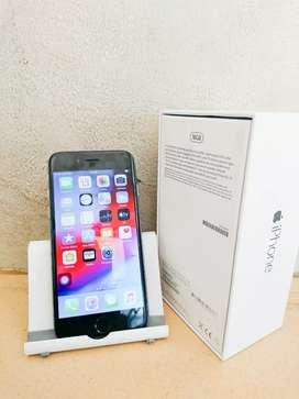 Iphone 6 16gb fullset mantap