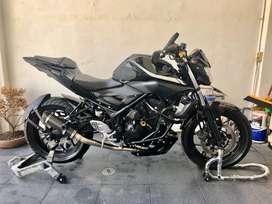 Yamaha MT25 2018 KM 2200