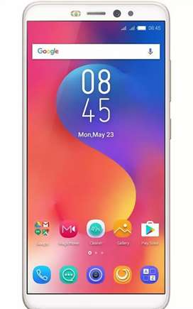 Infinix hot S3, 1 year use, 5000 rupees