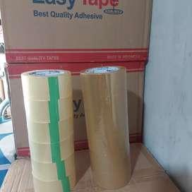 Lakban opp easy tape 48x90y atau 80mtr