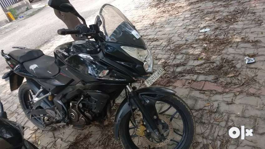 Bajaj Pulser AS150 with very Good Condition 0