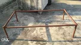 iron khatiya 18 - 42 - 73 inch 5 cm thickness