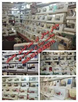 All japani sewing machines available