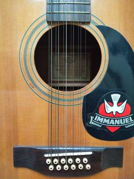 Sale gitar 12 string folk