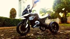 Sepeda roda tiga/ sepeda anak/ tricycle  BMW R1200 GS