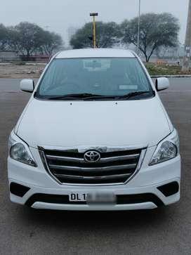 Toyota Innova 2.5 GX 7 STR, 2015, Diesel