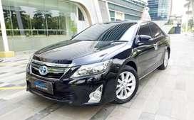 SUPER MULUS!! Toyota Camry 2.5 V Hibrid  Hitam  2013