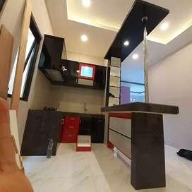 Kitchen set/meja bar