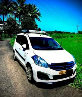 Maruti Suzuki Ertiga 2016 Petrol Well Maintained