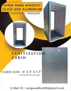 Sanitizer Cabin Fully Automatic