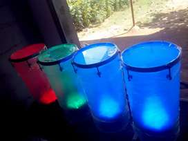 BRAND NEW DJ WATER DRUMS FOR SALE