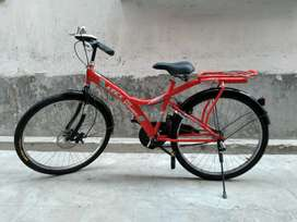 Tata krex ranger cycle(new condition and upgraded)