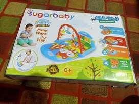 Baby Piano Playmat Baby Sugar, LikeNew (Bandung)